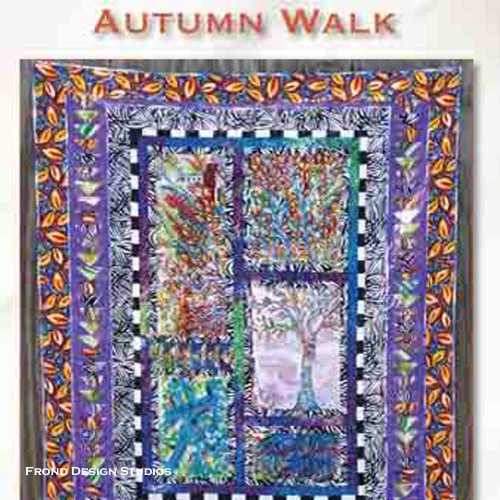 Autumn Walk Pattern Download