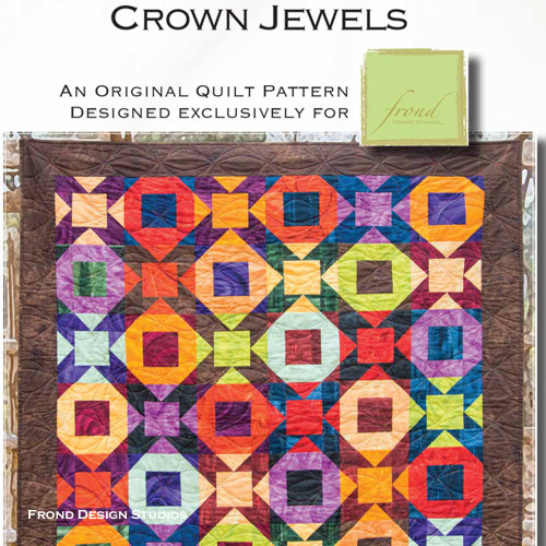 Crown Jewels Pattern Download