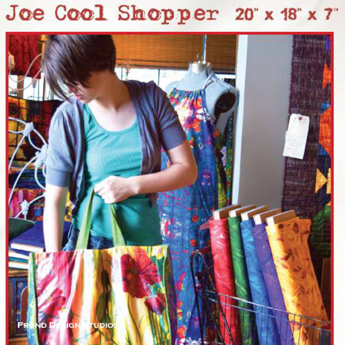 Joe Cool Shopper Pattern Download