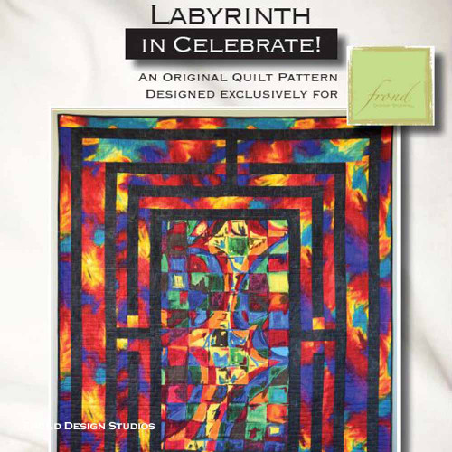 Labyrinth Quilt Pattern Download