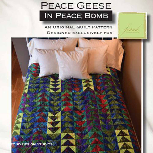 Peace Geese Pattern Download