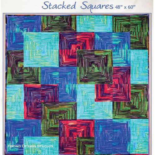Stacked Squares Pattern Download