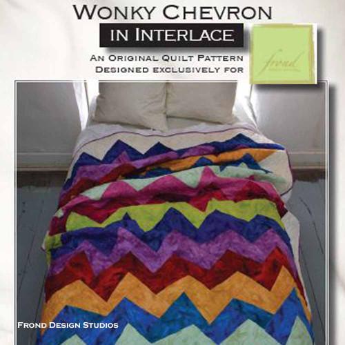 Wonky Chevron Pattern Download