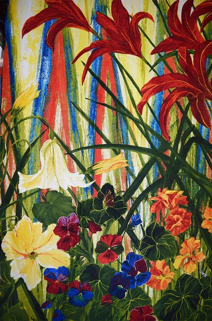 Spring Salad - From the Edible Garden Collection