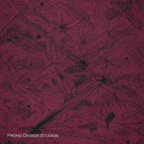 Pen & Ink - Pollen