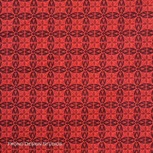 Tuscan Tiles - Rouge