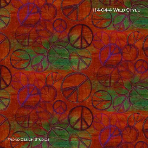 Peace Bomb - Wild Style