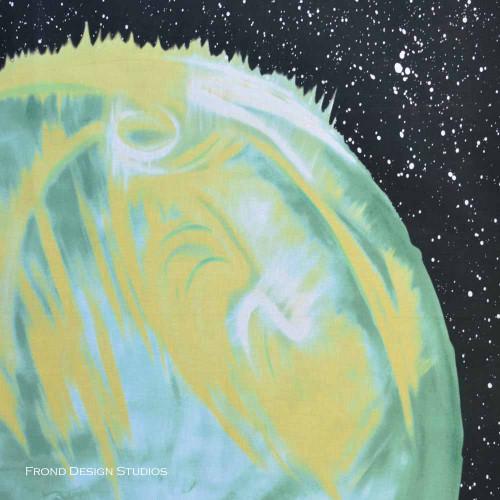 Aurora Borealis: Peace/Go Green