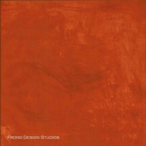 Plaster of Paris - Iron Oxide