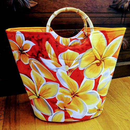 Plumeria Bag
