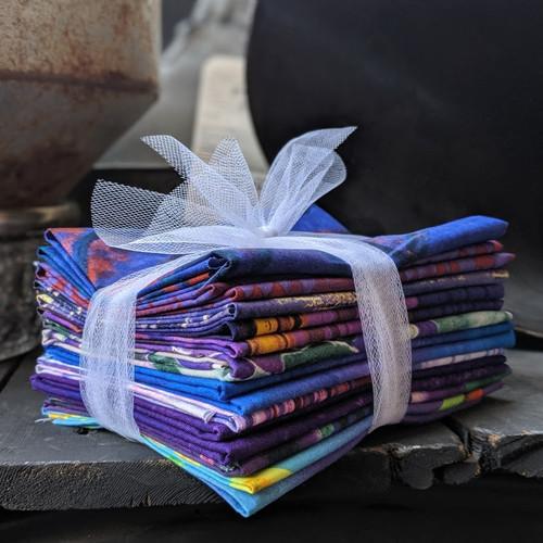 Purple Variety FQ Pack