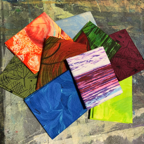 Fat Quarter Surprise Pack 10ct.