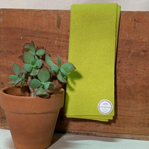 Spring Leaf - Hand Dyed Merino Wool