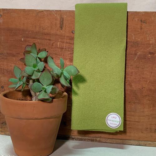 Avocado - Hand Dyed Merino Wool
