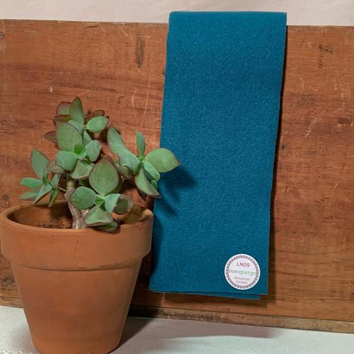 Amazon Green - Hand Dyed Merino Wool