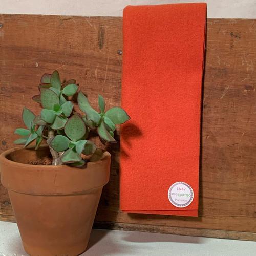 Pumpkin - Hand Dyed Merino Wool