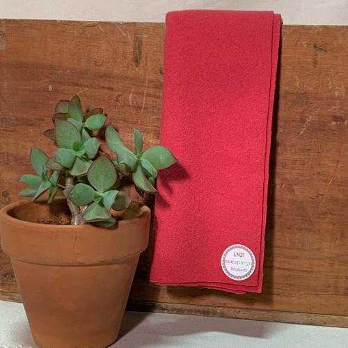 Rhubarb - Hand Dyed Merino Wool