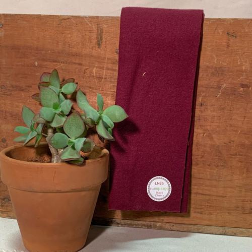 Black Cherry - Hand Dyed Merino Wool