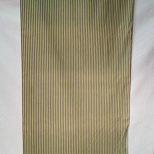 Vintage Solid Stripe