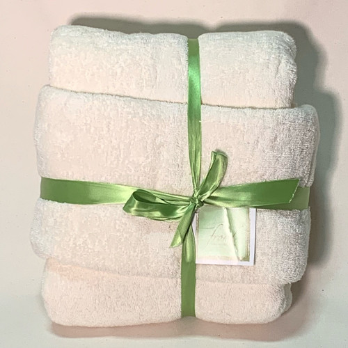 Cream Terry Cloth