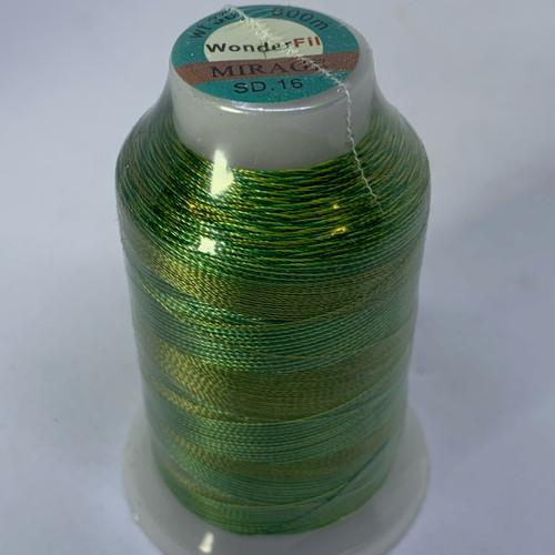 Mirage - Green Foliage