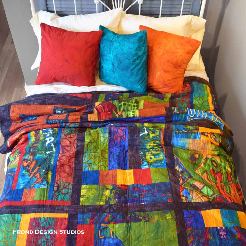Boxcar Quilt