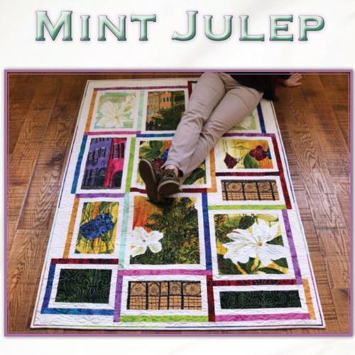Mint Julep Pattern Download (FREE)