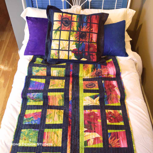 After The Rain Quilt Kit