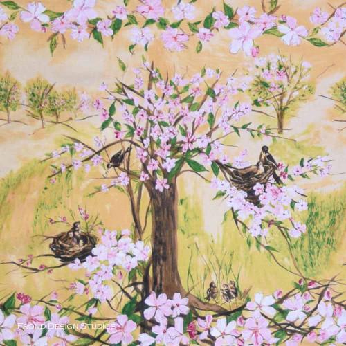 Backyard Nature Study: Among The Twigs