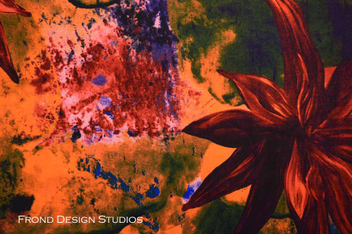 Jardiniere: Water Lily - Saunter