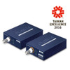 1-Port Long Reach PoE over Coax Extender Kit
