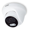 H.265 1080p AI Dome IP Camera