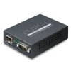 RS232/RS422/RS485 Serial Device Server with 100BASE-FX SFP