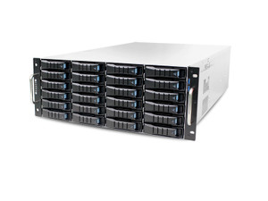 24-Bay Video Storage Server, 8 Cores CPU