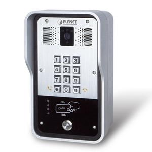 720p SIP PoE Outdoor Vandal-proof Door Phone with RFID