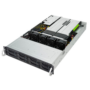 2U 8-Bay GPU Scalable Server, Barebone