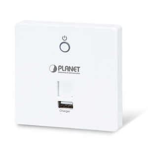 750Mbps 802.11ac In-wall Wireless Access Point with USB Charger