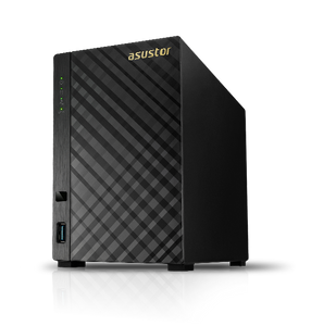 2-Bay Desktop Network Attached Storage