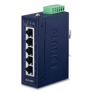 5FE Unmanaged Industrial Switch