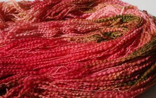 Raindrops - colourful, textured yarn