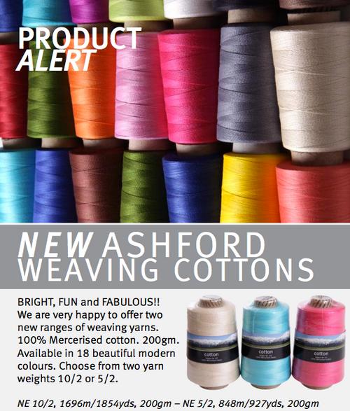 Ashford weaving looms