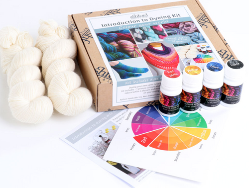 Ashford - Introduction to dyeing kit