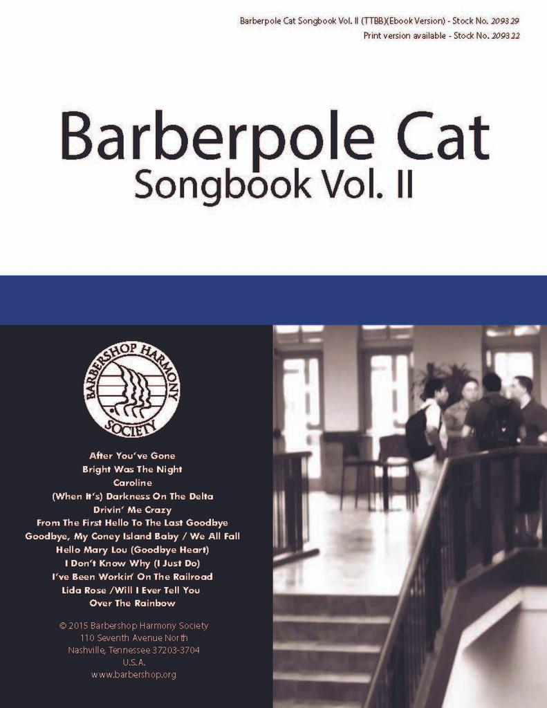 Barberpole Cat Songbook Vol. II - Download