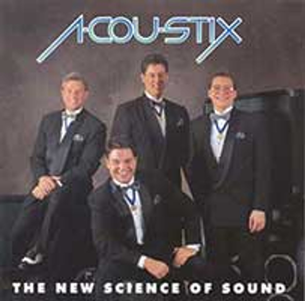 Acoustix - The New Science Of Sound CD