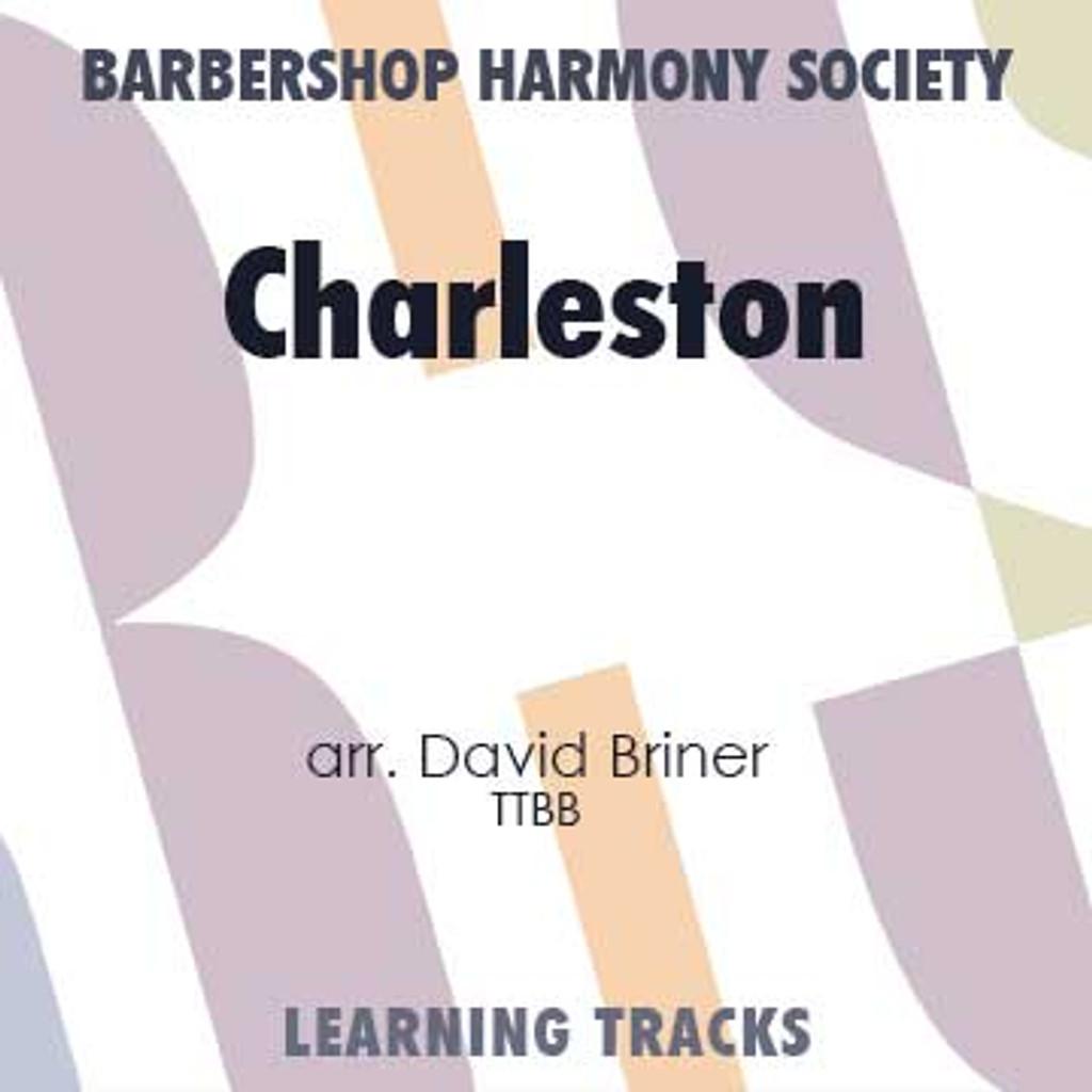 Charleston (TTBB) (arr. Briner) - CD Learning Tracks for 7218
