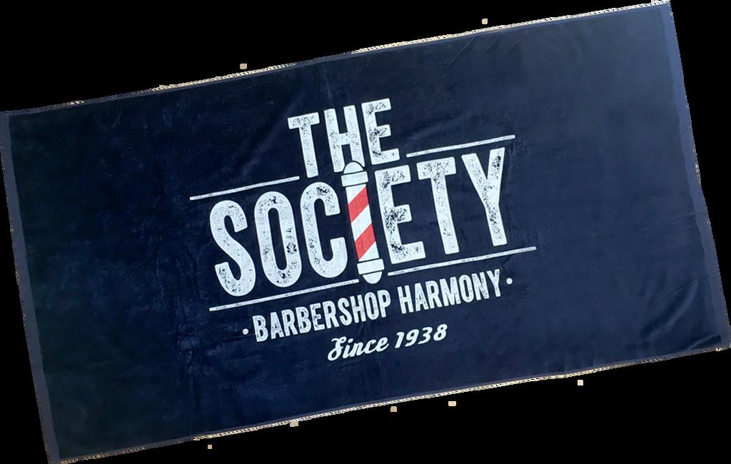 The Society Beach Towel