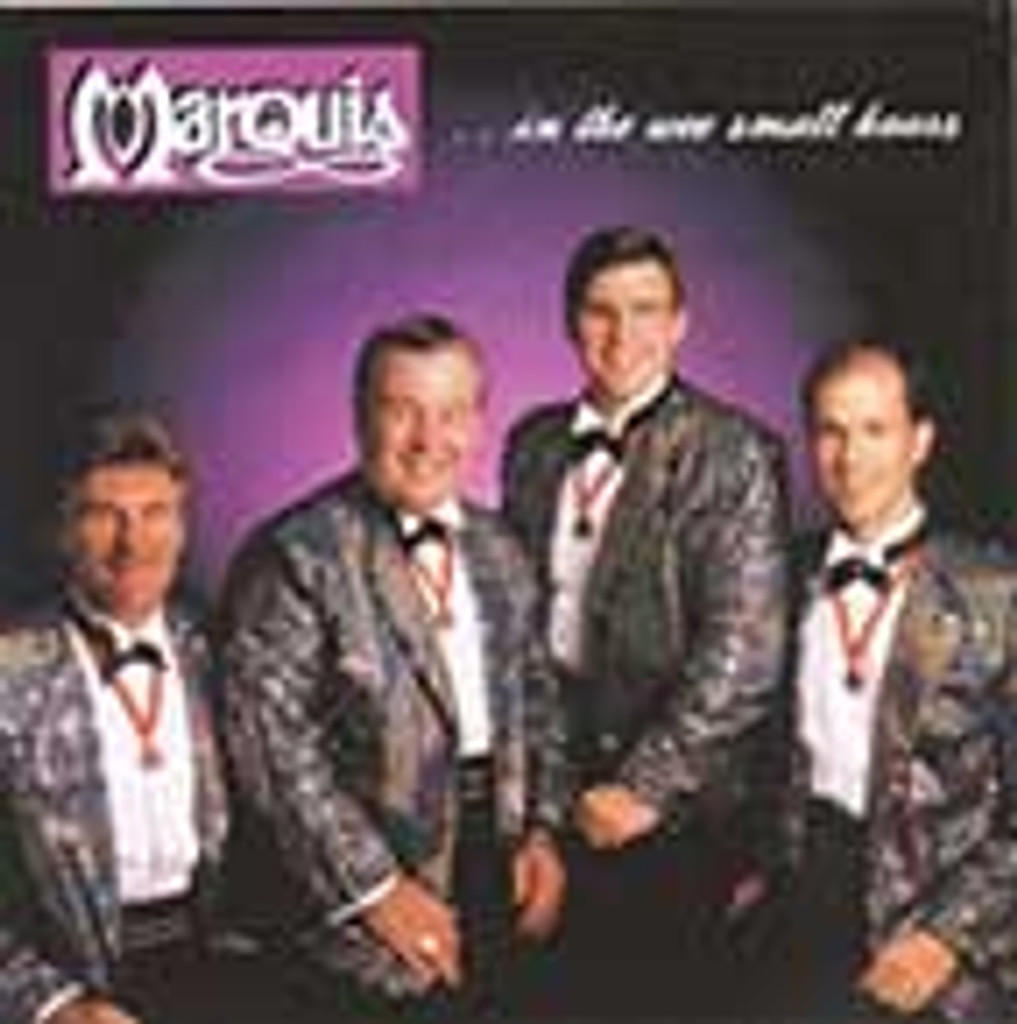 Marquis - In the Wee Small Hours CD