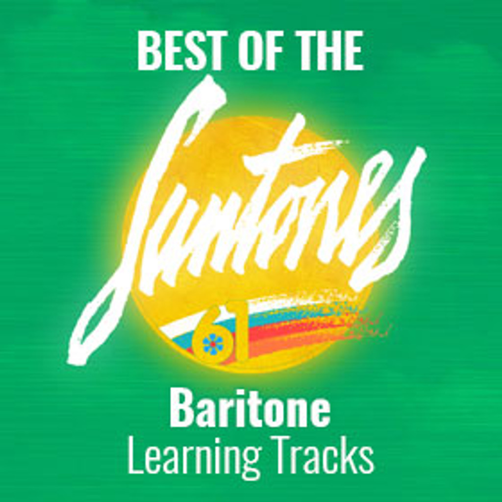 Best of the Suntones (Baritone) -  CD Learning Tracks for 211535