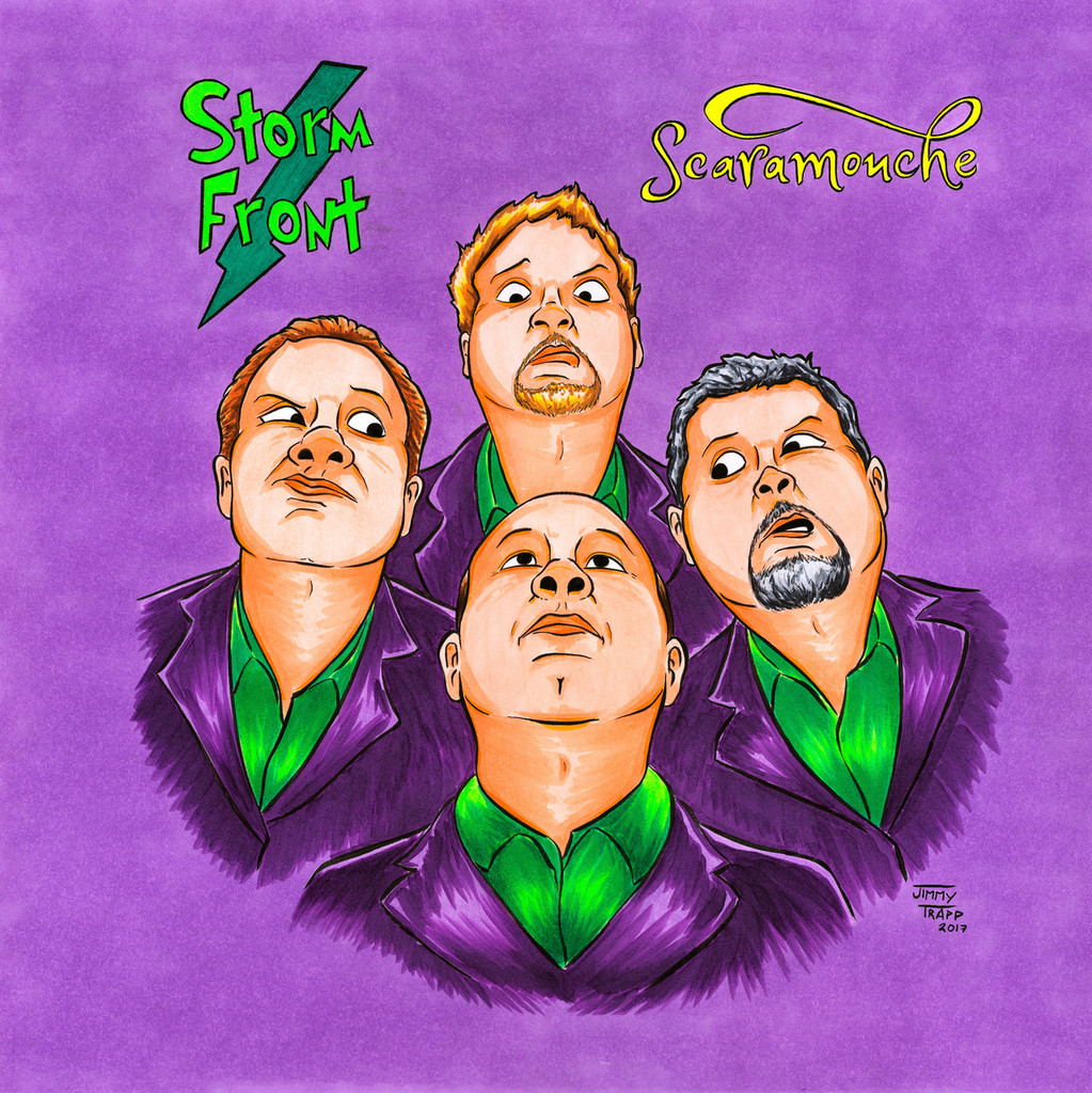 Storm Front - Scaramouche