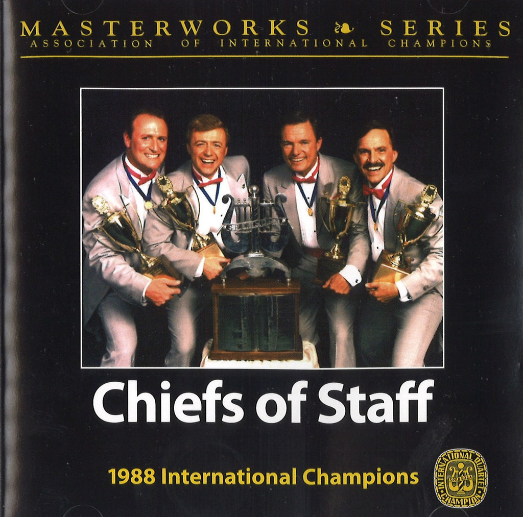 Chiefs of Staff 1988 International Champions - AIC Masterworks CD